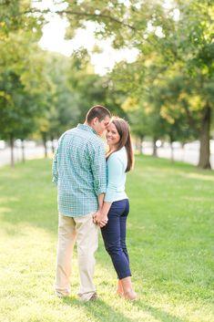Beautiful Maymont Park Summer Engagement Session