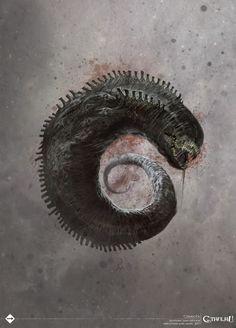 Loïc Muzy - artwork