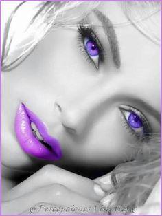 Purple Love, All Things Purple, Purple Rain, Shades Of Purple, Color Mixing, Color Pop, Color Splash Photo, Splash Photography, Digital Art Girl