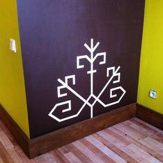 Austras koks | Latvian ethnographic sign #symbol #Latvia