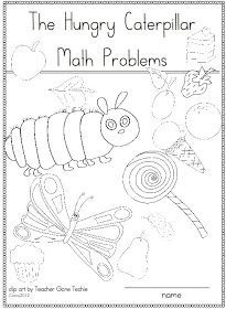 Joyful Learning In KC: The Hungry Caterpillar Math Book