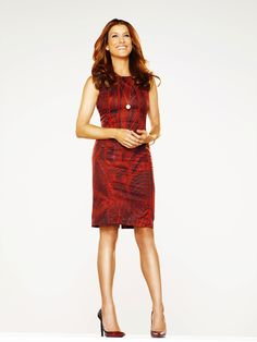 Oh Kate Walsh. Love all her private practice looks.