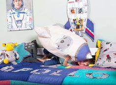 Als ik later groot ben wil ik astronaut worden!