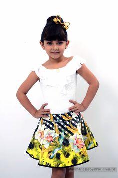 Veja nosso novo produto Saia e Blusa Miss Cake Moda Infanto Juvenil 530530! Se gostar, pode nos ajudar pinando-o em algum de seus painéis :)