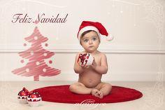 Esta fotografia forma parte de la sesion de fotos de Estrella para la Campaña de Navidad