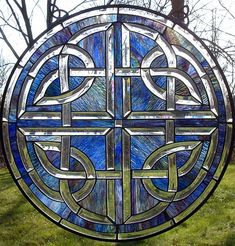 beautiful celtic knot. FREE CELTIC STAINED GLASS PATTERNS « Free Patterns