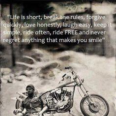 Ride often!!!
