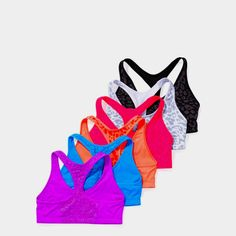 Yoga razerback sports bra. These are so cute to workout in.