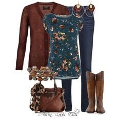 Weekend Casual 1, created by alison-louis-ellis on Polyvore