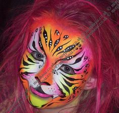 Morphasia - Face Painting Gallery