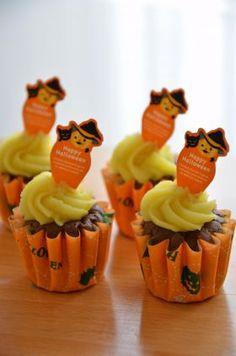 「【ハロウィン】おいもとチョコのミニケーキ」ちひろ   お菓子・パンのレシピや作り方【corecle*コレクル】