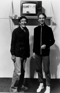 In the fall of 1939, Cunningham moved to New York and began a six-year stint as a soloist in the company of Martha Graham. He presented his first solo concert in New York in April 1944 with composer John Cage, who became his life partner and frequent collaborator until Cage's death in 1992.