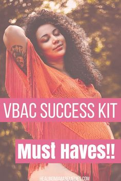 VBAC Success Kit Must Haves! When I first started my blog, I wrote a post called How To Have a Successful VBAC. I wrote it with the intentions of helping other VBAC hopefuls. As proud as I am of that post, I feel that there are somethings that are missing. So this post is …