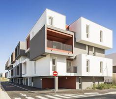 141 housings / MDR Architectes