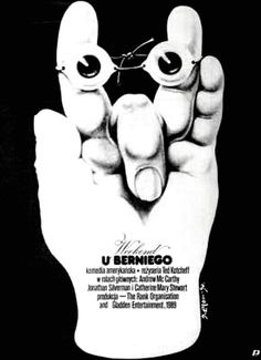 Polish poster for WEEKEND AT BERNIE'S