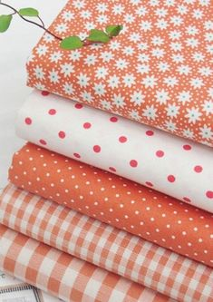 Cojines-Bolsas-Acolcha Costura Spot De Algodón Rosa-Craft Licuadora De Tela En Metros