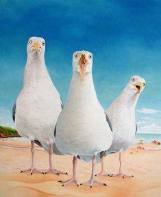 Beach Boys by Vicky Mount