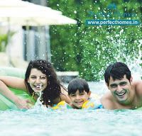 SWIMMING POLL WITH JACUZZI IN OMAXSUN FARIDABAD