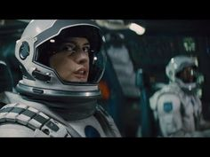 Interstellar Movie - Official Trailer 3 - And then Christopher Nolan makes you feel worthless in the universe.
