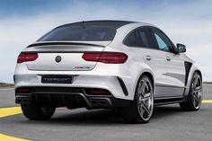星芒跨界跑旅更添霸氣  《Mercedes-Benz GLE Coupe》換上TopCar套件更帥氣  國王車訊 KingAutos