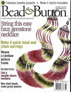 Bead & Button 06-07 / 2003