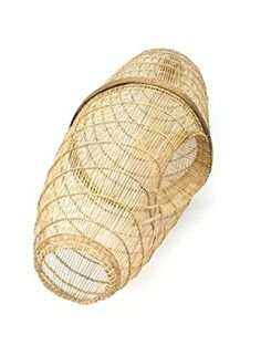 Farang Thai fishing basket long style (medium) - fish trap