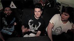 Kyle, Dan, and Woody