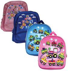 School Bags - Jewish Kids Designs