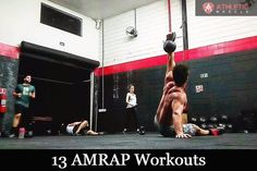 AMRAP is one of the many acronyms CrossFit is known for in describing workouts. The term has actually been around in weightlifting but not popularized until CrossFit boxes started using them in regularly. These workouts are good for any level athlete from beginner to pro. Some of the exercises sound harmless but when you do …