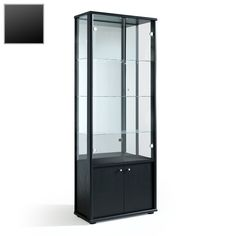 craft kitchen cabinets trophy award display cabinet ace 14169
