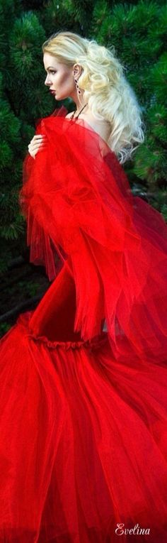 lady in red Black White Red, Red Green, Red Fashion, Couture Fashion, Simply Red, Red Gowns, Shades Of Red, Red Color, Color Mix