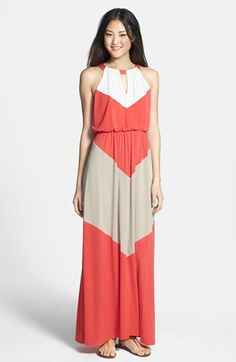 LOVE this maxi dress - perfect for vacation!
