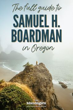 Samuel H Boardman Scenic Corridor is one of the most beautiful places on the Oregon Coast! Save this pin and read it to discover all the best spots in this coastal park, sustainability tips, and how to stay safe in this cliffside park. Pin this for your next Pacific Northwest adventure! #Oregoncoast #oregon #southernoregoncoast #travel #samuelhboardman Cliffside Park, Southern Oregon Coast, Cascade Mountains, Cannon Beach, Oregon Travel, Hot Springs, Pacific Northwest, British Columbia