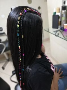 Hair Styles, Beauty, Colorful Hair, Up Dos, Relaxed Hairstyles, Simple Hairstyles, Hair, Hair Plait Styles, Hair Looks