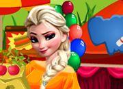 Frozen Princess Candy World