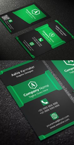 Neon lime green business card design business card pinterest neon lime green business card design business card pinterest green business business cards and business reheart Gallery
