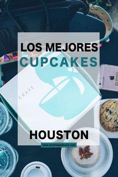 Uno de mis lugares favoritos para merendar, está en Houston, Texas. Crave Cupcakes una esquinita llena de felicidad y deliciosos cupcakes.