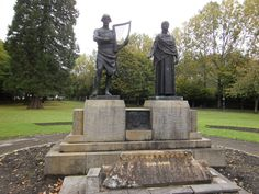 Evan James (1809 - 1878) and James James (1832 - 1902) who were father and son, of Pontypridd. They were inspired by a deep and tender love of their native land, who united poetry to song and gave to Wales Her National Hymn 'Hen Wlad Fy Nhadau' (Old Land of My Fathers).