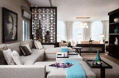 A tour of a serene Palm Jumeirah villa in Dubai, UAE {Middle East}