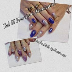 Gel II Reaction Manicure