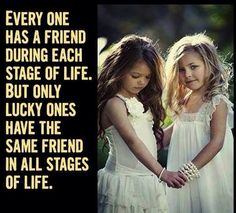 BFF♥ I have never had a best friend my whole life hahaha. That sounds depressing but some of my best friends came later in my life. My first friends have all grown into irresponsible teenagers but I am so lucky to have the best friends in the world now! Bff Quotes, Best Friend Quotes, Quotes To Live By, Childhood Friends Quotes, Lifetime Friends Quotes, Twin Quotes, Forever Friends Quotes, Ellen Quotes, Quote Life
