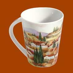 Flared Mug | Autumn