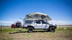 2015 Tacoma TRD Off Road - #2 of The 10 Coolest Adventure Rigs