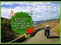 AVENTURA EN MOTO: DE CALI AL LAGO CALIMA, COLOMBIA  #moto #lagocalima #viajes #viajar #aventuras #adrenalina #colombia