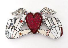 Cleo Mussi Mixed Media Design  reclaimed ceramic mosaic  mussimosaics@homecall.co.uk