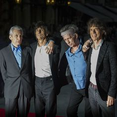 The Rolling Stones. Fifty years and counting!