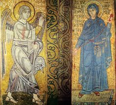 Sacred Art, Byzantine, Ikon, Princess Zelda, Painting, Fictional Characters, Mosaics, Painting Art, Paintings