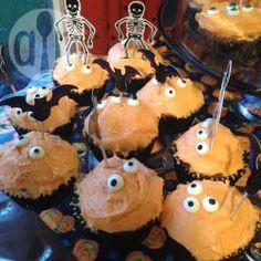 Monster Muffins (Halloween) @ de.allrecipes.com