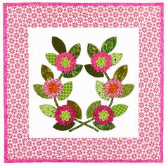 Lectures, workshops, quilting hoops, applique patterns and quilt kits by Jaimie Davis. Quilting Hoops, Applique Wall Hanging, Embroidery Stitches Tutorial, Quilt Kits, Applique Patterns, Tulips, Bloom, Artwork, Fabric