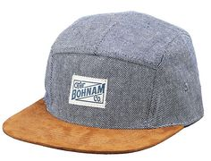 Caruso 5-Panel Hat by BONHAM